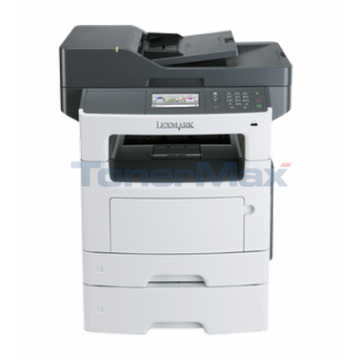 Lexmark MX511dte MFP